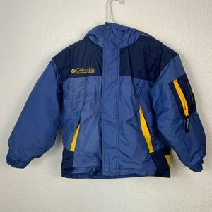 Columbia Kids Winter Jacket Blue Size 10/12